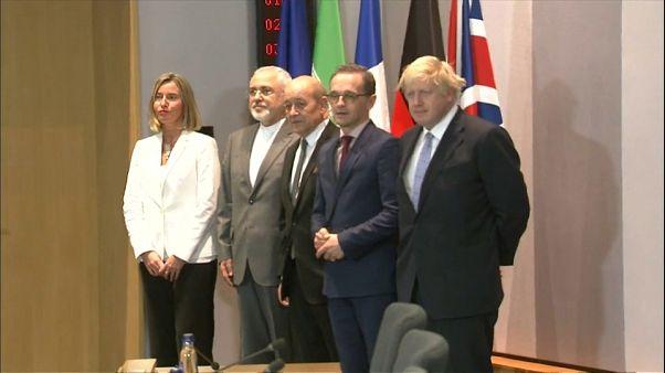 La UE trata de salvar el acuerdo nuclear con Irán