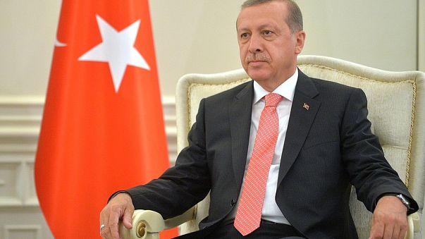 Erdoğan'ın Alman komedyene açtığı hakaret davası karara bağlandı