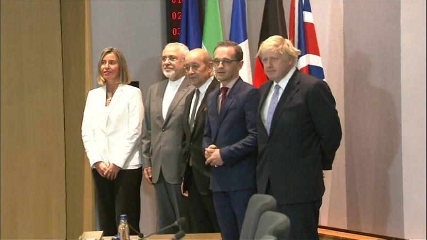 Europa e Teerão querem manter acordo nuclear