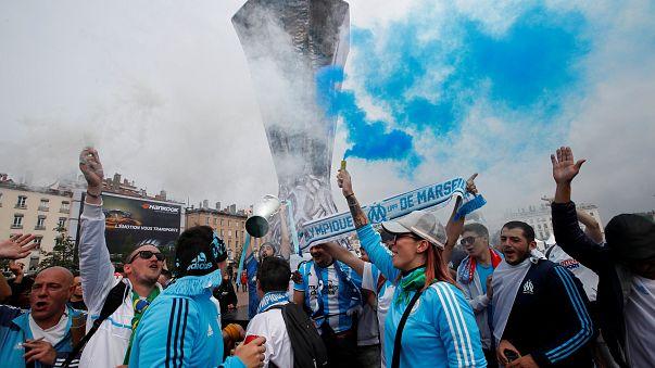 OM/Atlético de Madrid : les supporters dans les starting-blocks!