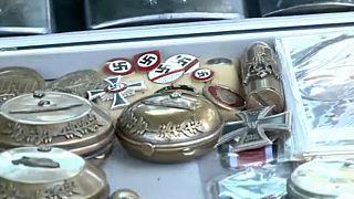 """Nazi-Souvenirs in Bulgarien - """"was soll's"""""""
