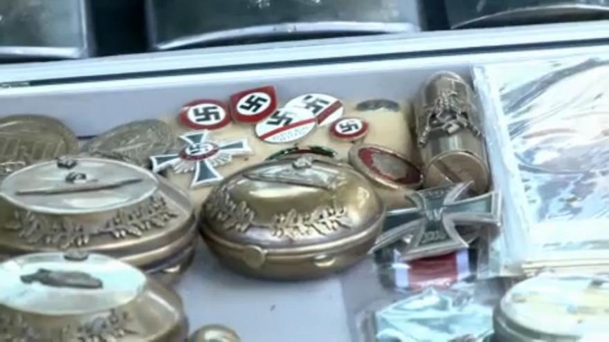 "Nazi-Souvenirs in Bulgarien - ""was soll's"""