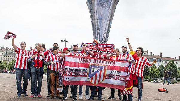 Σε πανηγυρικό κλίμα ο τελικός του Europa League