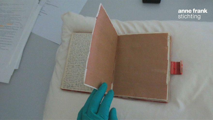 Le pagine licenziose del Diario di Anna Frank