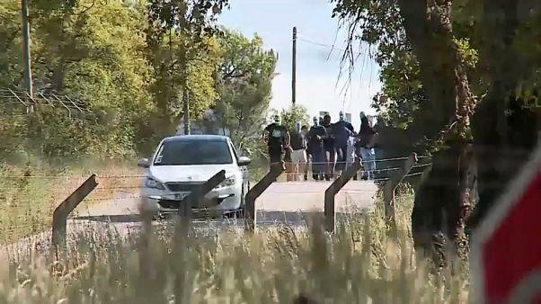 Les joueurs du Sporting Portugal agressés