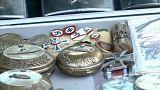 Советские и нацистские сувениры в Софии