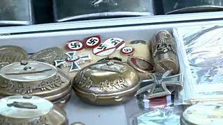 Antiguidades nazis à venda