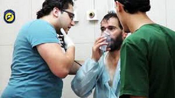 """Opac: """"Gas al cloro in Siria"""""""
