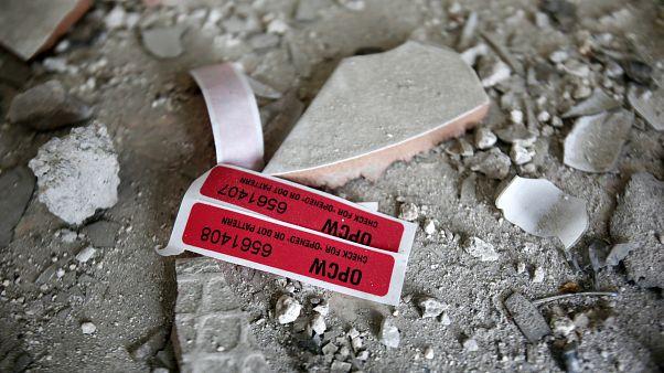 Τα στοιχεία «δείχνουν» χημική επίθεση στη Σαραγκέμπ