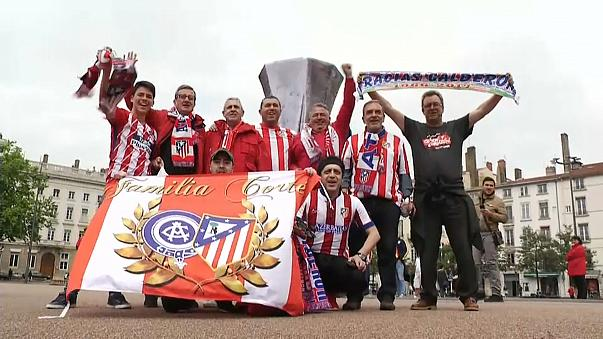"""Nichts kaputtmachen"" – Europa-League-Finale in Lyon"