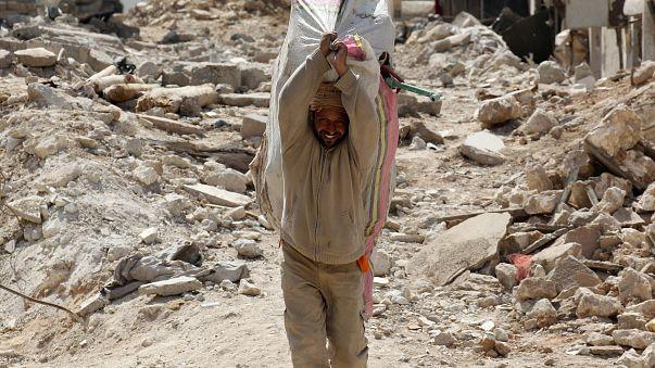 Syrie : l'OIAC confirme l'utilisation de chlore dans une attaque en février