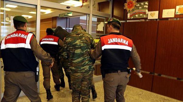 Έλληνες στρατιωτικοί σε Βούτση: «Έχουμε ακόμη ακμαίο ηθικό»