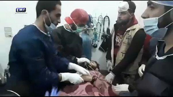 """OPCW: """"Klórgáz-támadás volt Szíriában"""""""
