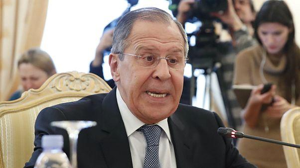وزیر خارجه روسیه