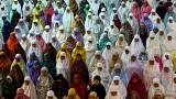 Мусульмане Индонезии начинают Рамадан