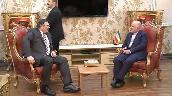 Avrupalı şirketler İran konusunda endişeli
