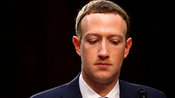 Le patron de Facebook prendra la parole devant le Parlement européen