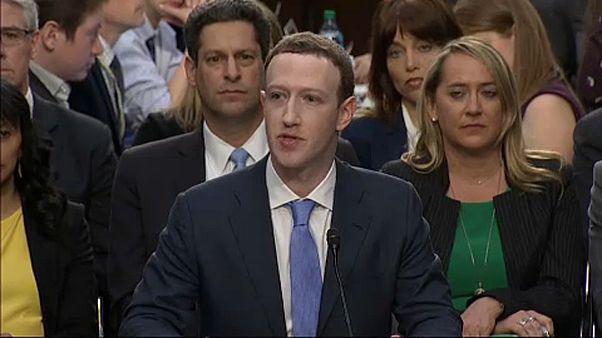 Elfogadta az Európai Parlament meghívását Mark Zuckerberg