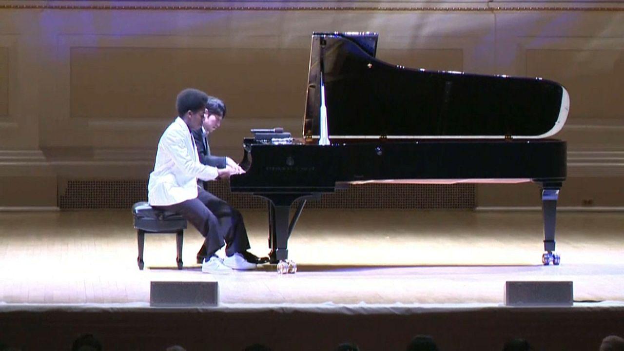 Darius Simmons: Um pianista como não há muitos