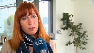 Pascale Delcomminette, administratrice générale de l'Awex