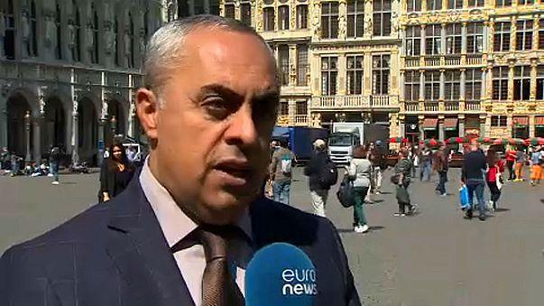 عبد الرحيم الفرا- سفير فلسطين لدى الاتحاد الأوروبي،بلجيكا ولوكسمبورغ