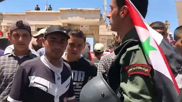Damasco riconquista la Siria centrale