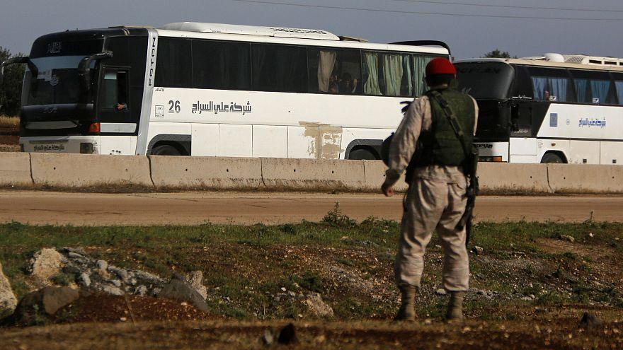 L'armée syrienne avance dans le gouvernorat de Homs