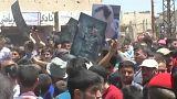 Армия Асада в провинциях Хомс и Хама
