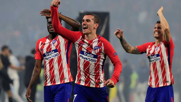 Football : l'Atletico Madrid remporte la Ligue Europa