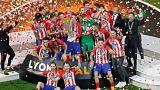 Az Atlético Madrid nyerte az Európa-ligát