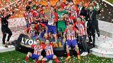 Europa League: Θρίαμβος της Ατλέτικο, 3-0 τη Μαρσέιγ