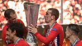 """Финал Лиги Европы: """"Атлетико"""" разгромил """"Марсель"""" со счетом 3:0"""