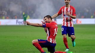Atlético Madrid gewinnt Europa-League-Finale gegen Marseille