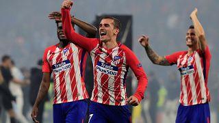 L'Atletico Madrid si aggiudica l'Europa League