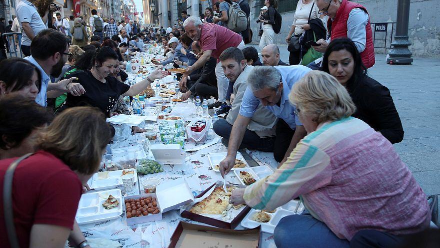 Öröm és bánat- elkezdődött a ramadán