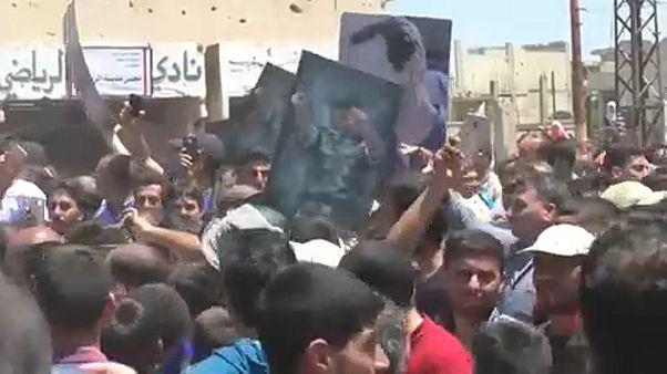Egész Szíria Aszadé