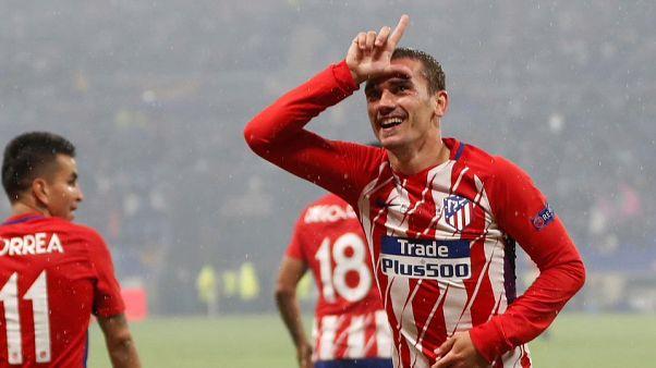 El Atlético conquista su tercera Europa League en Lyon