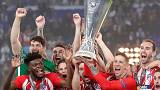 Kings of Lyon: Atletico Madrid beat Marseille in Europa League final