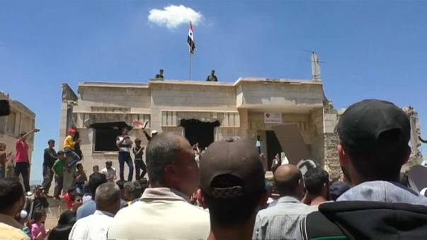 Şam rejimi Rastan şehrini kontrolü altına aldı