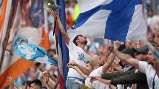 A múltipla desilusão dos adeptos franceses em Lyon