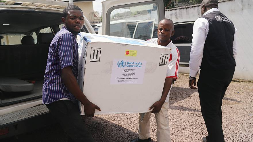 DRC reports first urban case of Ebola