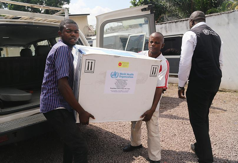 Congo teme que onda de calor afecte vacunas contra el ébola
