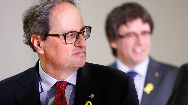 Quim Torra, o senhor que se segue na presidência da Catalunha