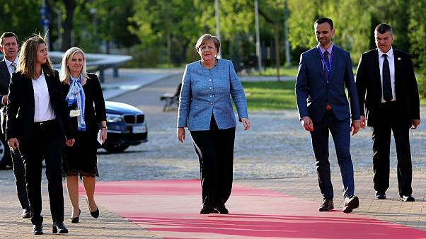 a summit with leaders of the six Western Balkans countries in Sofia
