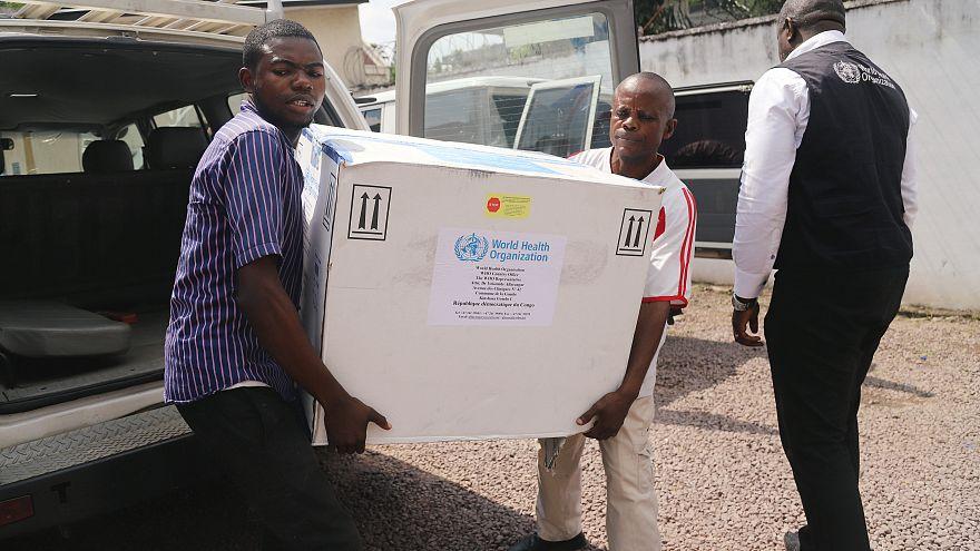 D. Kongo Cumhuriyeti'nde Ebola korkusu