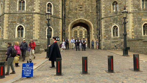 بريطانيا تفرض حظر طيران ل 48 ساعة بمدينة ويندسور حيث العرس الملكي
