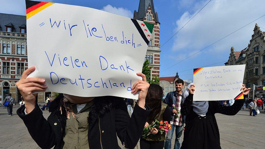 20,8 milliárd euróba került a menekültválság a németeknek tavaly