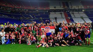 Europa League : Marseille a manqué l'exploit