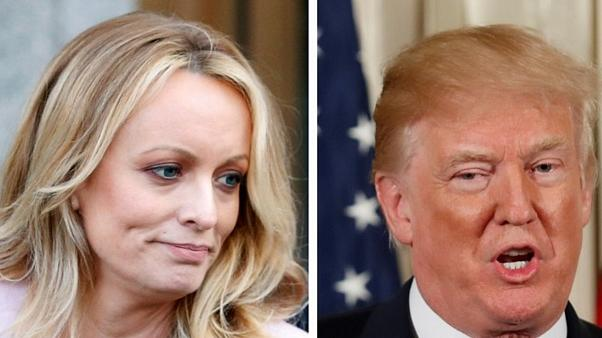 ترامب يقر برد 130 ألف دولار لمحاميه كوهين في قضة الممثلة الإباحية