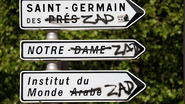 Nouvelles évacuations dans la ZAD de Notre-Dame-Des-Landes